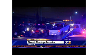 Dozens Arrested In South L.A. Street Racing Bust