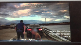 Maine Trooper Revives Overdosed Driver
