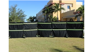 SRN Double Barrier System