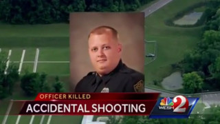 Accidental Shooting Kills Florida Officer