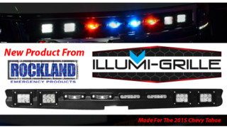 2015 Tahoe NEW Illumi-Grille Debuts at FDIC