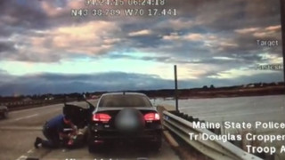 Trooper Helps Save Overdosed Driver's Life