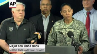 National Guard Vows to Protect Residents