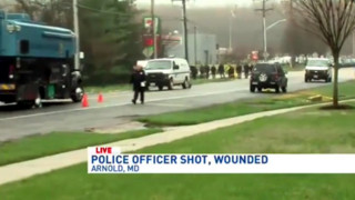 Gunman Shoots, Critically Wounds Police Officer