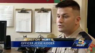 Officer Talks About Decision Not to Shoot