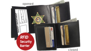 Strong Leather Company - New Catalog and RFID Wallet