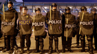 Baltimore Police Receive Threats From Gangs
