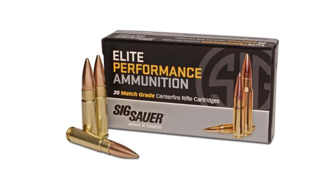 SIG SAUER® Introduces Supersonic 300 Blackout Elite Performance Ammunition