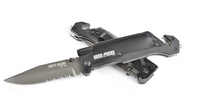 Brite-Blade Tactical Lighted Survival Knife