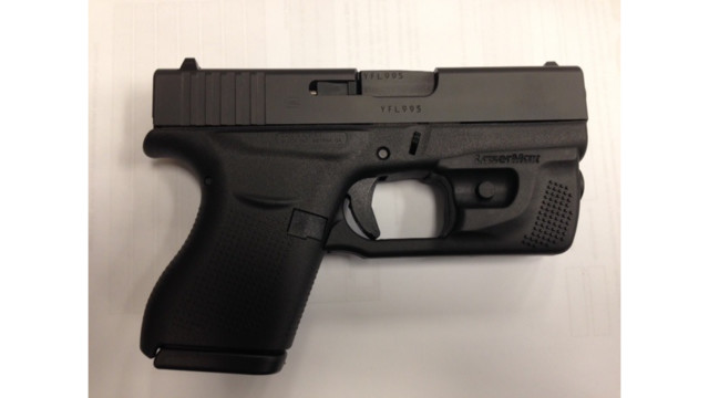 CenterFire WeaponLight for Glock 43 (CF-G42-LC)