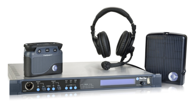 FreeSpeak II Enhanced Wireless Intercom System