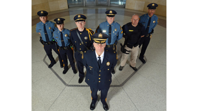 NAUMD Names Best Dressed Public Safety Departments for 2015