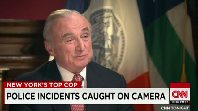 Bratton: Cameras are Becoming Ever-Present