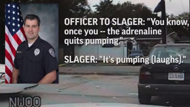 S.C. Police Dash Cam: 'Adrenaline Pumping'