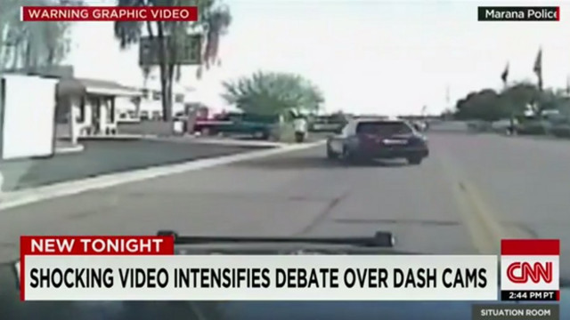 Video Intensifies Debate Over Dash Cams