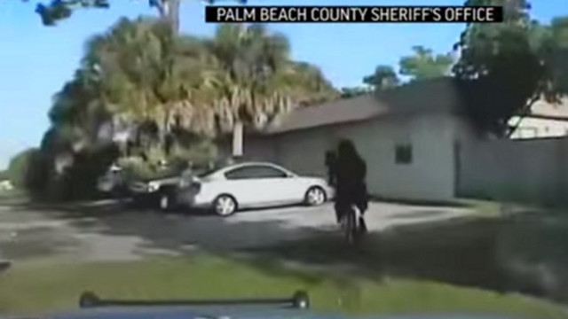Video Shows Florida Deputy Shoot Unarmed Man