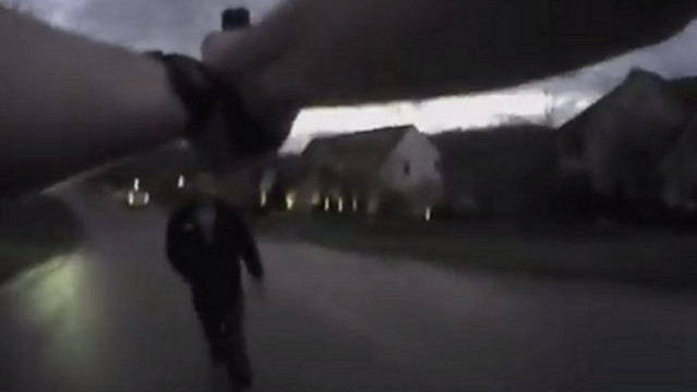 Ohio Police Officer's Choice Not to Shoot