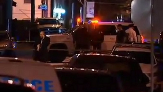 Philadelphia Police Officer, Suspect Wounded