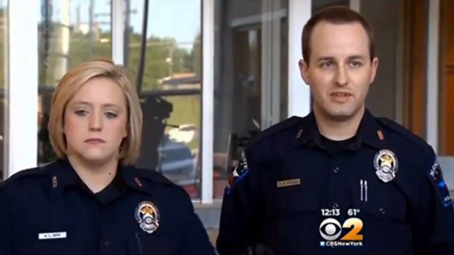 Texas Police Officers Praised for Rescue