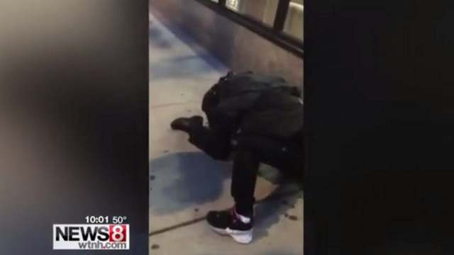 Video Shows Struggle Between Officer, Teen