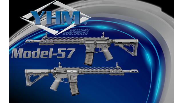 YHM Model-57 Keymod Update