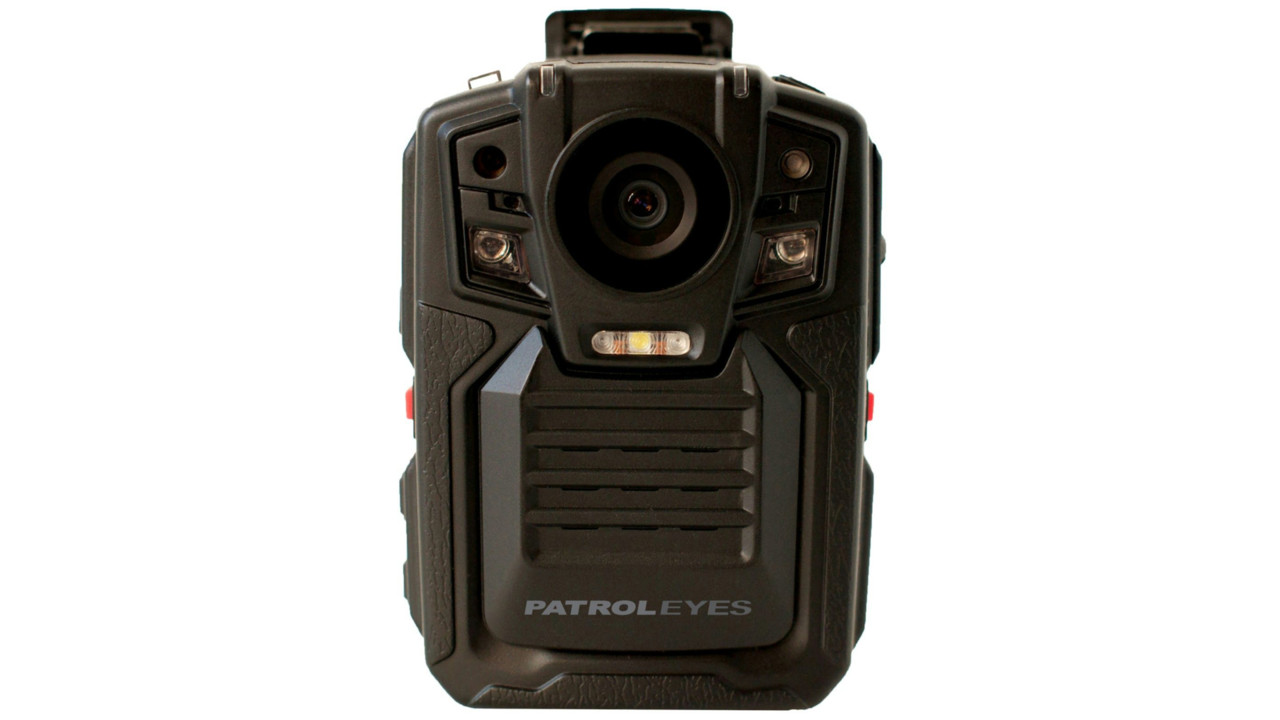 SCDV5 HD Auto Infrared GPS Body Camera | Officer.com