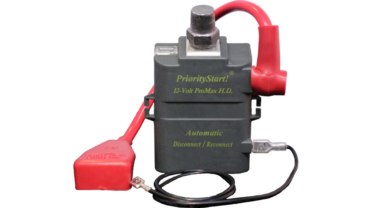 Prioritystart Hd Automatic Battery Protection System