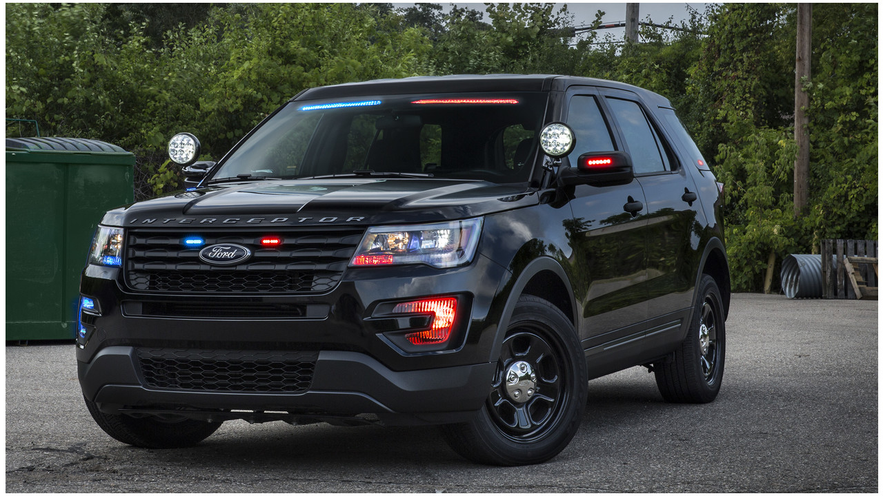 Police Interceptor Utility - 2017 | Officer.com