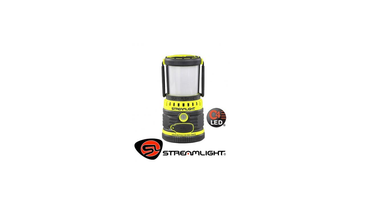 Streamlight Super Siege Rechargeable Lantern Officer Com