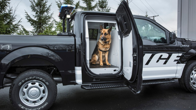 Ford Offers New F 150 Pickup Truck For Police
