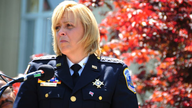 DC police chief stepping down to head security for NFL
