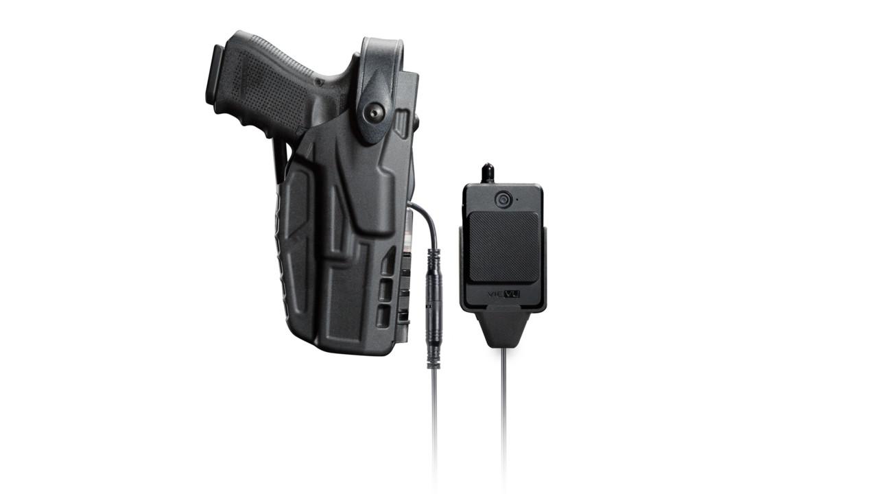Body Worn Camera Auto Activation System Officer Com