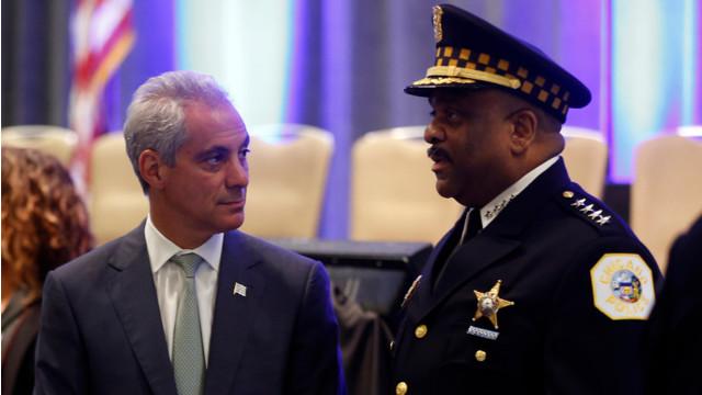 Chicago police to unveil new officer use-of-force policy