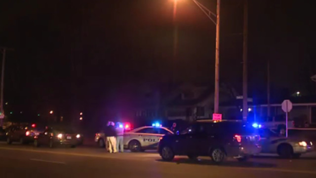 Police kill burglary suspect in Louisville, Kentucky