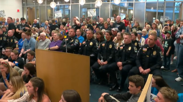 Forest Lake PD contract heads to city council for final approval