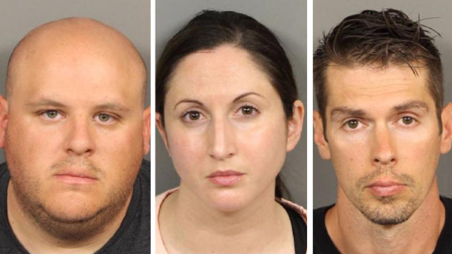 Placer County deputy and correctional officers charged in jailhouse abuse case