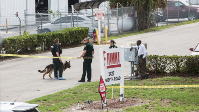 Disgruntled former employee kills 5 at workplace near Orlando