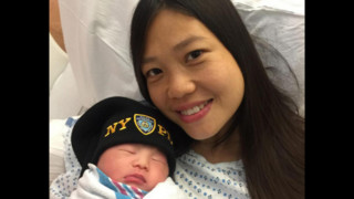 NYPD Officers Widow Gives Birth to Their Baby More Than 2 Years After His Murder foto