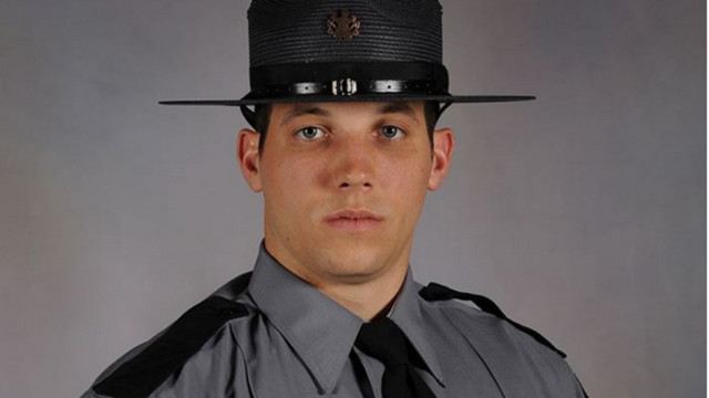 Pennsylvania State Police trooper killed in on-duty crash