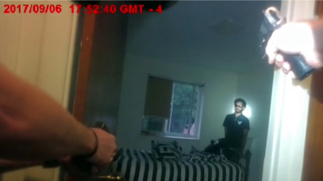 NYPD Shares Body Cam Footage Of Fatal Shooting for First Time