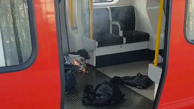 Parsons Green 'explosion': Passengers injured after 'blast' on District line Tube train