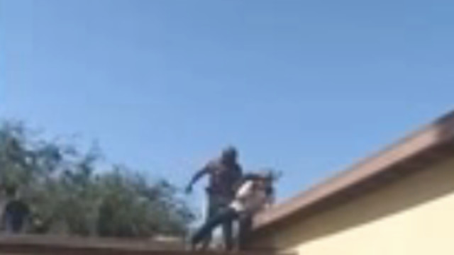 La Puente grandpa steps up, removes man jumping from roof to roof