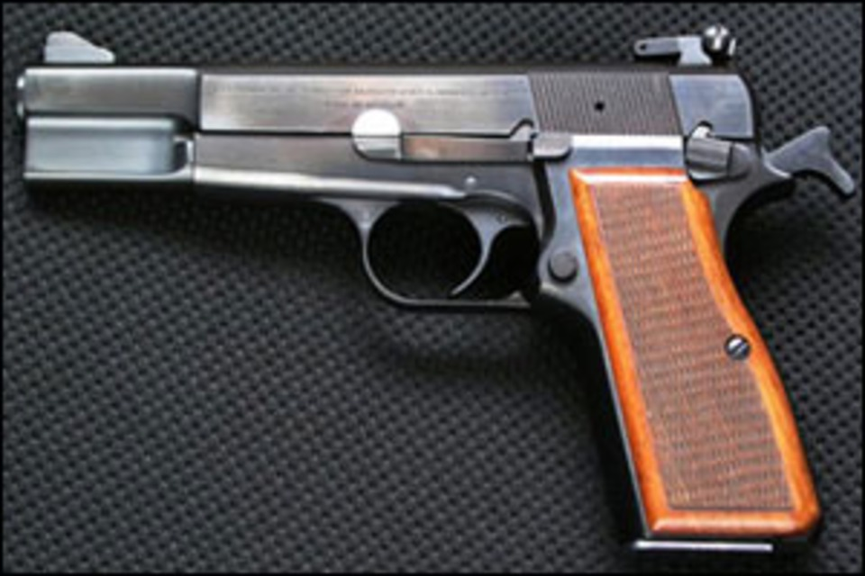 Browning hi power serial number dating