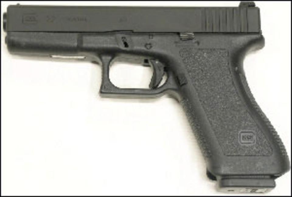 Glock Model 22 40 Caliber Pistol