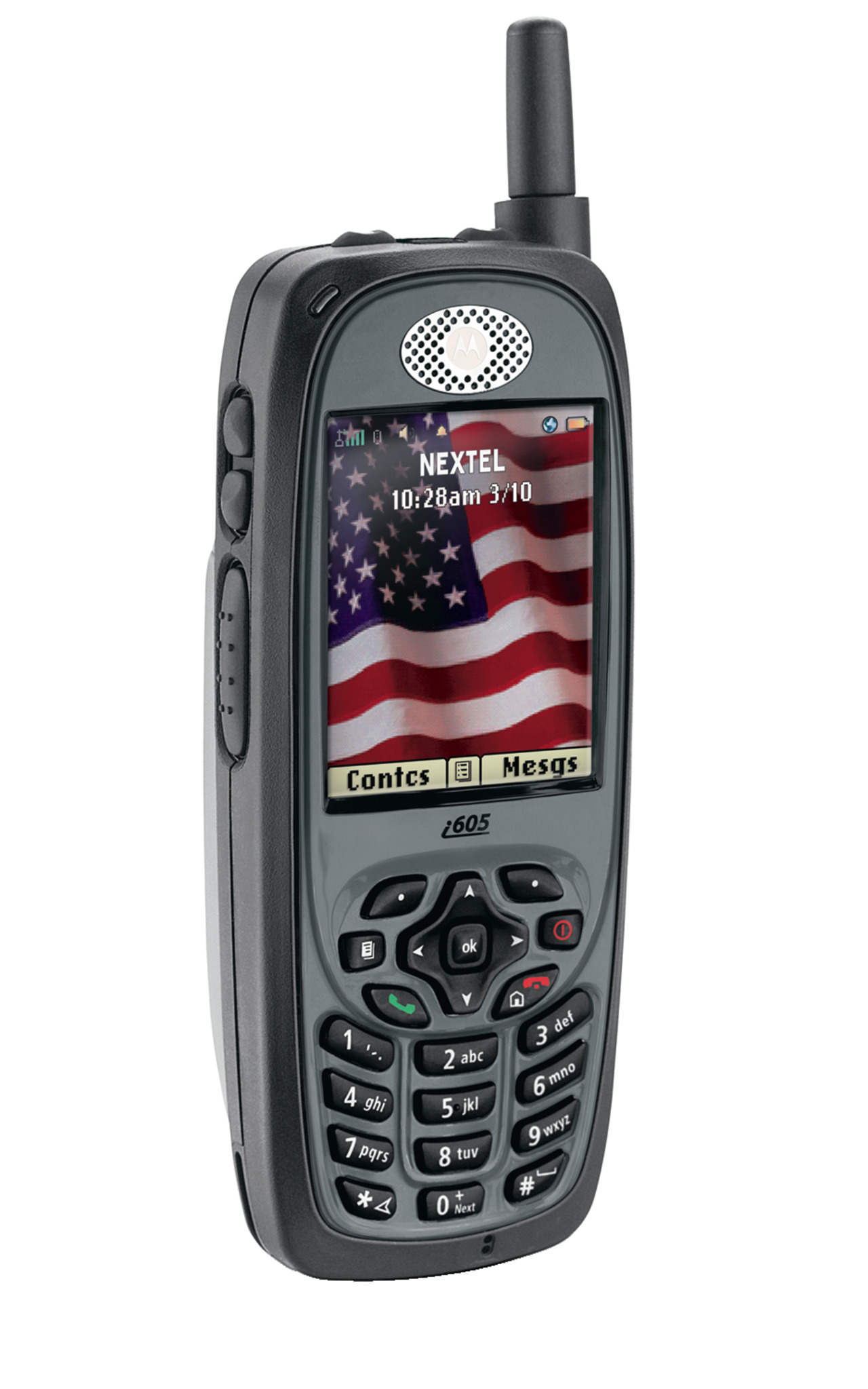 NEXTEL COMMUNICATIONS i605 in Wireless Communications Equipment