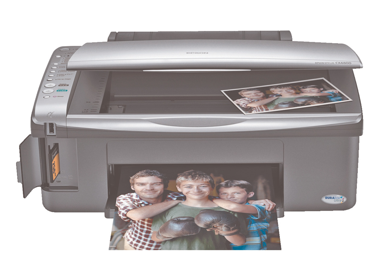 DRIVERS: EPSON STYLUS CX4600 SCAN