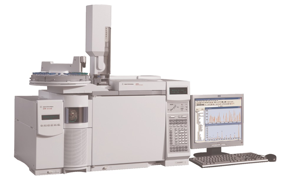 Portable Gas Detection >> AGILENT TECHNOLOGIES INC. 5975B Gas Chromatograph Mass Spectrometer in Hazard Detection