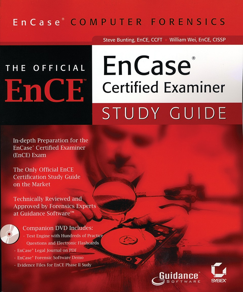 Wiley News Encase Computer Forensics In Books Publications