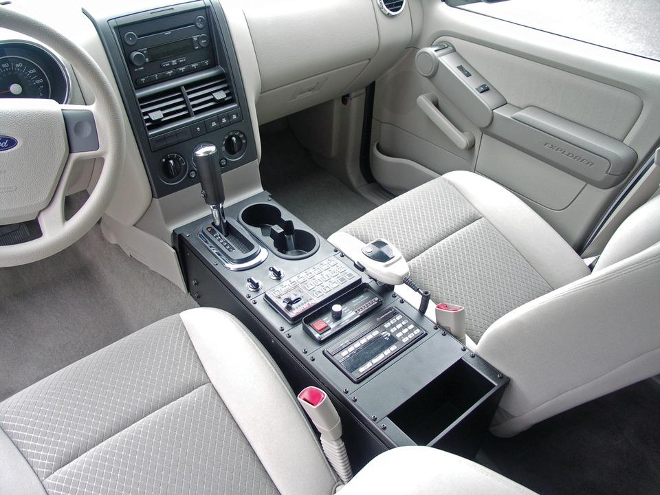 Havis Inc Ford Explorer Vehicle Specific Console In Auto