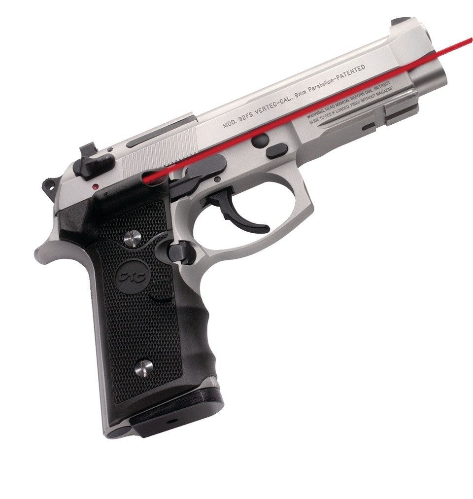 CRIMSON TRACE CORP  Lasergrip for Beretta Vertec in Sights